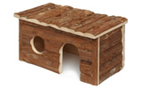 "LB-118 16"" LARGE WOODEN HOME"